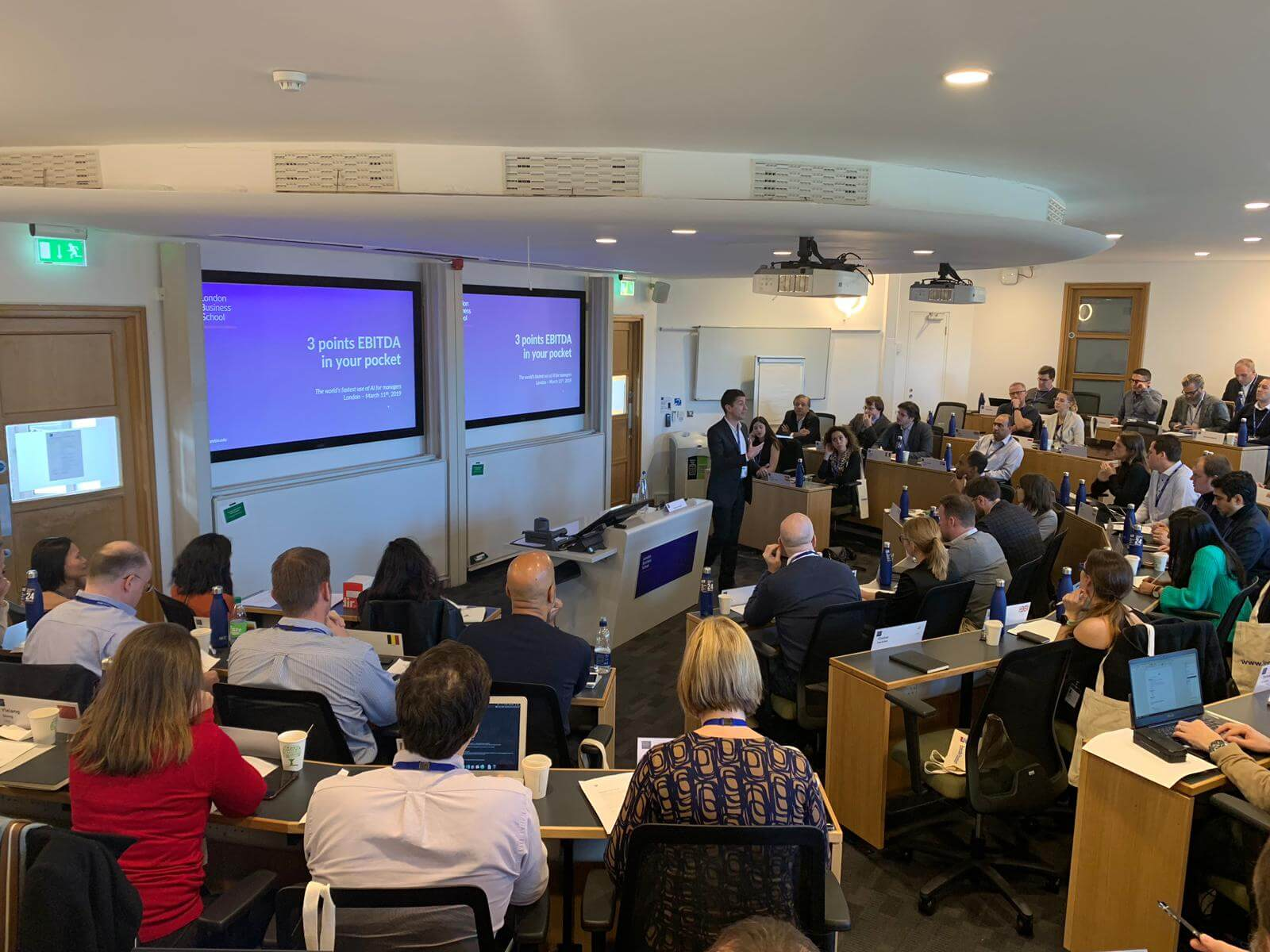 Evo and London Business School host 'Big Data Masterclass'