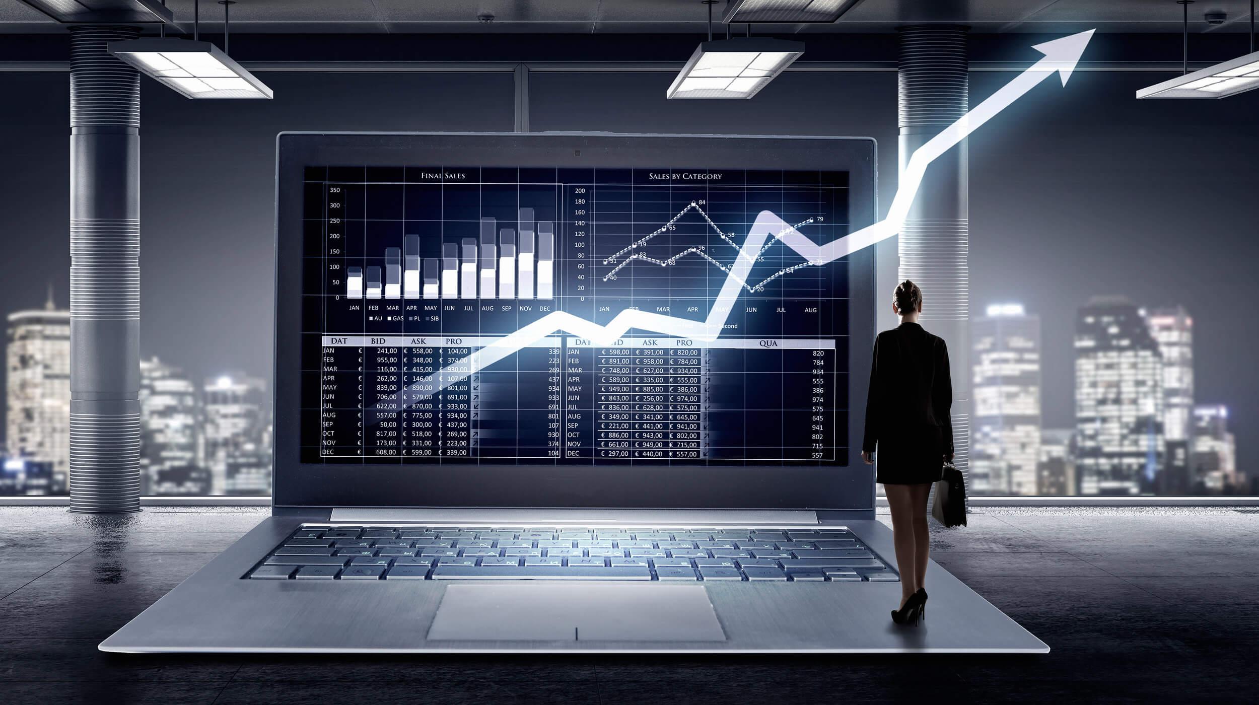 The advantages of data-driven management