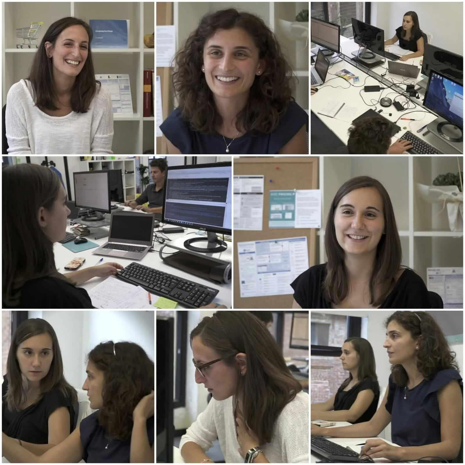 Evo's women in tech